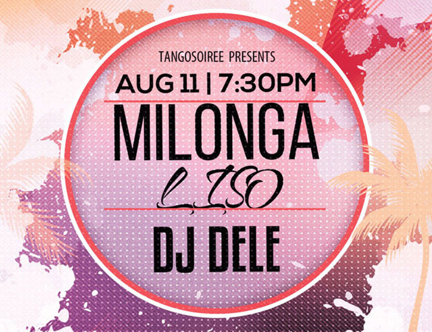 Milongaliso at Pilands, Thursday, July 14th